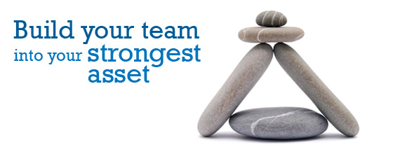 Internal Communications. Build your team into your strongest asset.